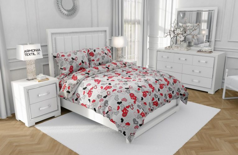Lenjerii de pat simple sau cu imprimeu. Care este cea mai buna alegere?